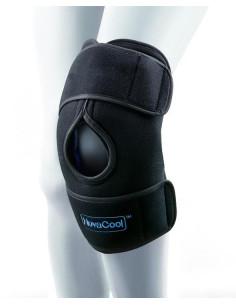 NovaCool Knä kompr.manschett/gelkudde