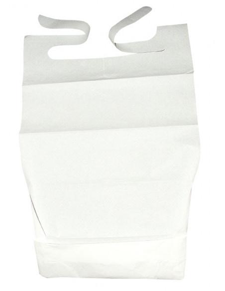 Haklapp knytband 100 pack