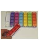Tablettdoserare färg
