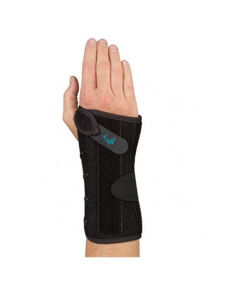 Camp Wrist Lacer II kort/svart